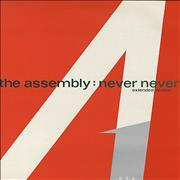 Click here for more info about 'The Assembly - Never Never (Extended Version)'