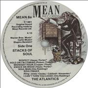 Click here for more info about 'The Atlantics - Stacks Of Soul'
