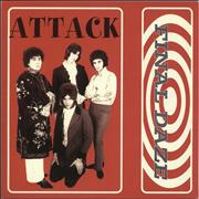 Click here for more info about 'The Attack - Final Daze + Bonus 7