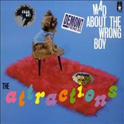 Click here for more info about 'The Attractions - Mad About The Wrong Boy'