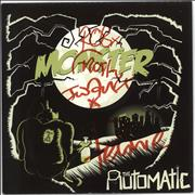 Click here for more info about 'The Automatic - Monster - Autographed & Numbered Sleeve'