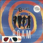 Click here for more info about 'The B-52's - Roam - 3D Sleeve + Glasses'