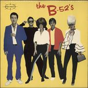 Click here for more info about 'The B-52's - The B-52's - 1st - EX'