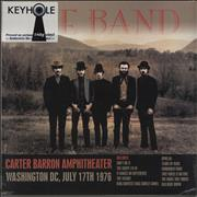 Click here for more info about 'The Band - Carter Barron Amphitheater Washington DC, July 17th 1976 - 180gm'