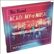 The Band Live At The Academy Of Music 1971 [The Rock Of Ages Concerts] + DVD USA 4-CD set