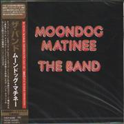 Click here for more info about 'The Band - Moondog Matinee + Obi - Sealed'