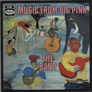 The Band Music From Big Pink - 180gm UK vinyl LP