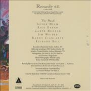 Click here for more info about 'The Band - Remedy'