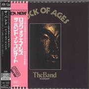 The Band Rock Of Ages Japan super audio CD