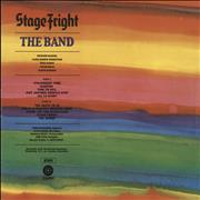 The Band Stage Fright - 1st (woc) UK vinyl LP