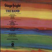 Click here for more info about 'The Band - Stage Fright - Orange Label'