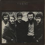 The Band The Band - 1st - VG+ UK vinyl LP