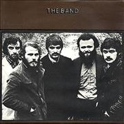 The Band The Band - 1st UK vinyl LP