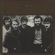 Click here for more info about 'The Band - The Band - peach label'
