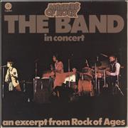 Click here for more info about 'The Band - The Band In Concert - An Excerpt From Rock Of Ages'