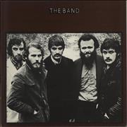 The Band The Band Germany vinyl LP