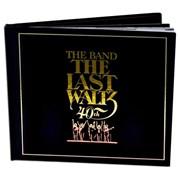 The Band The Last Waltz 40th Anniversary UK cd album box set