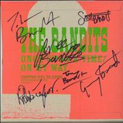 Click here for more info about 'The Bandits (00s) - Once Upon A Time/On My Way - autographed'