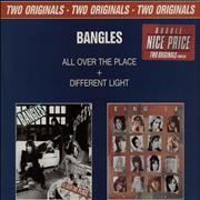 Click here for more info about 'The Bangles - All Over The Place + Different Light'