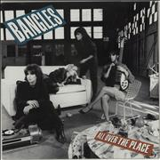 Click here for more info about 'The Bangles - All Over The Place - 2nd'
