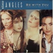 Click here for more info about 'The Bangles - Be With You - Promo stickered'