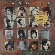 Click here for more info about 'The Bangles - Different Light - Double Stickered Sleeve'