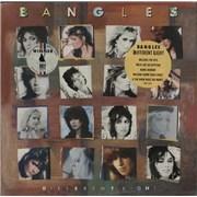 The Bangles Different Light - Double Stickered Sleeve UK vinyl LP