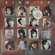 Click here for more info about 'The Bangles - Different Light - stickered p/s'