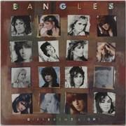 The Bangles Different Light UK vinyl LP