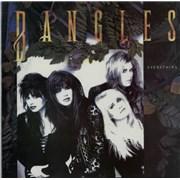 The Bangles Everything + Poster UK vinyl LP