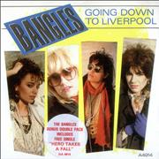 Click here for more info about 'The Bangles - Going Down To Liverpool - Double Pack'