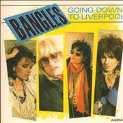 Click here for more info about 'The Bangles - Going Down To Liverpool'