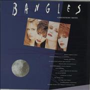 The Bangles Greatest Hits Netherlands vinyl LP