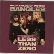 Click here for more info about 'The Bangles - Hazy Shade Of Winter'