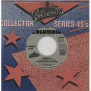 """The Bangles Hazy Shade Of Winter USA 7"""" vinyl"""
