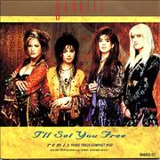 Click here for more info about 'The Bangles - I'll Set You Free'