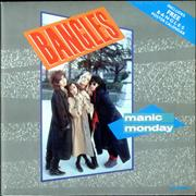 Click here for more info about 'The Bangles - Manic Monday - Poster'