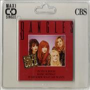 Click here for more info about 'The Bangles - Solid Gold E.P.'