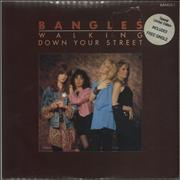 Click here for more info about 'The Bangles - Walking Down Your Street - Double pack'