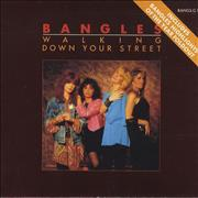 Click here for more info about 'The Bangles - Walking Down Your Street - Gatefold'