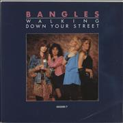 Click here for more info about 'The Bangles - Walking Down Your Street'