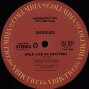 Click here for more info about 'The Bangles - Walking Like An Egyptian'