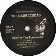Click here for more info about 'The Barracudas - Down In The Boondocks + Everybody's Talking'