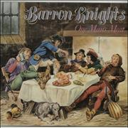 Click here for more info about 'The Barron Knights - One Man's Meat - Fully Autographed'
