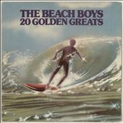 Click here for more info about 'The Beach Boys - 20 Golden Greats'