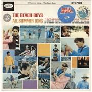The Beach Boys All Summer Long UK vinyl LP