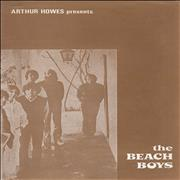 Click here for more info about 'The Beach Boys - Arthur Howes Presents The Beach Boys + Ticket Stub & Cutting'