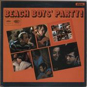 Click here for more info about 'The Beach Boys - Beach Boys' Party!'