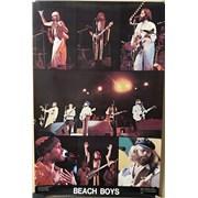 The Beach Boys Beach Boys USA poster