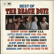 Click here for more info about 'The Beach Boys - Best Of The Beach Boys - 2nd'